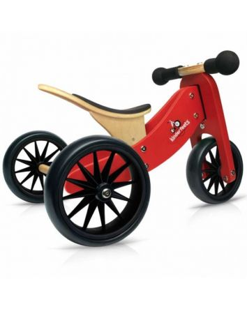 Tiny Tot 2 in 1 Trike - Red