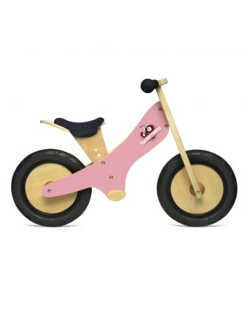 Kinderfeets Balance Bike - Pink