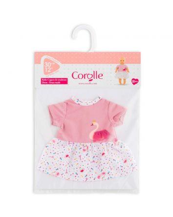 Corolle Swan Dress For 30cm Doll