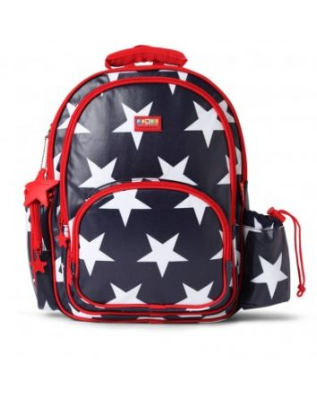Penny Scallan Backpack Large - Navy Star