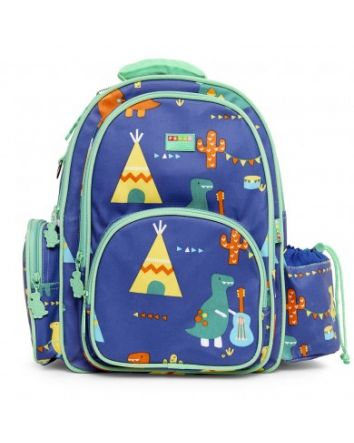Penny Scallan Dino Rock Backpack - Large