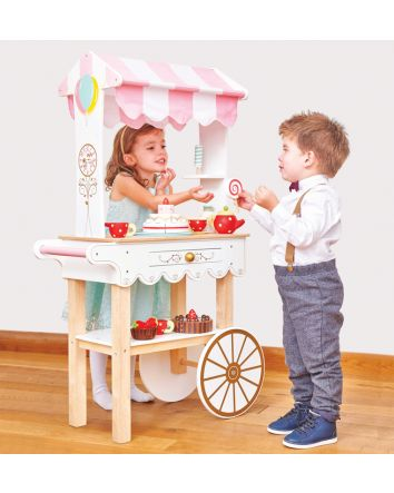 Le Toy Van Tea Time Trolley