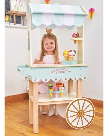 Le Toy Van Ice Cream & Treats Trolley