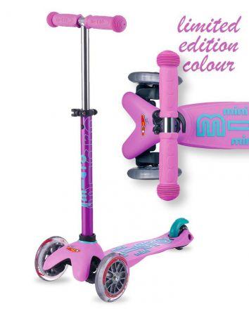 Mini Micro Deluxe Scooter- Lavender
