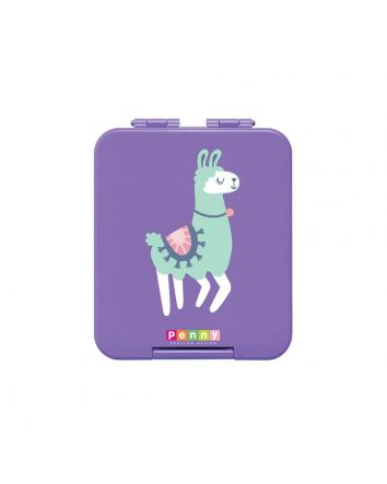 Penny Scallan Loopy Llama Mini Bento Box