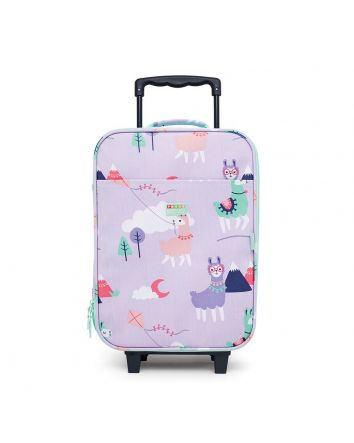 Penny Scallan Wheelie Case 2 Wheel - Loopy Llama