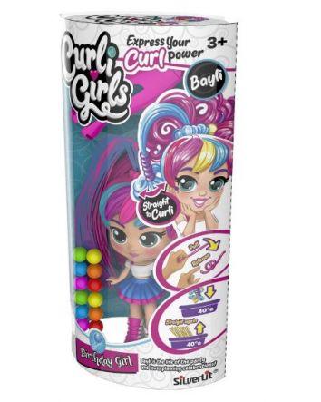 Curli Girls MagiCurl Dolls