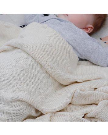 Marshmallow Baby Blanket