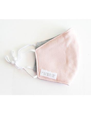 Alimrose Face Mask Pink Linen