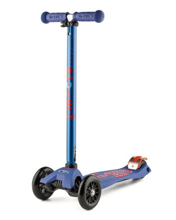 Maxi Micro Deluxe Scooter -Blue