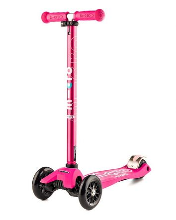 Maxi Micro Deluxe Scooter -Pink