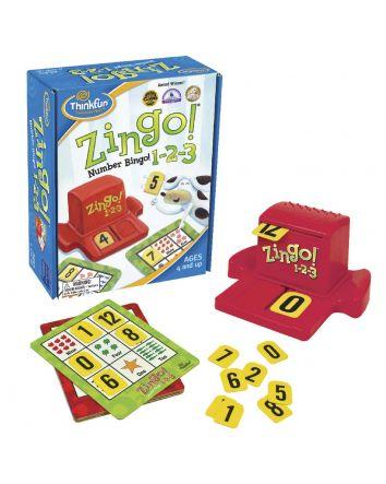 Think Fun Zingo 123