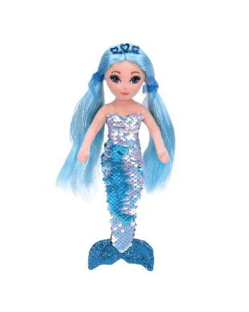 Ty Sea Sequins Mermaid - Indigo