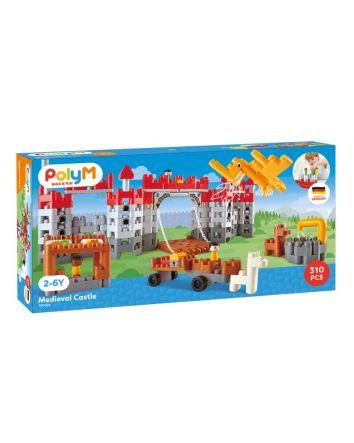 Poly M Medieval Castle