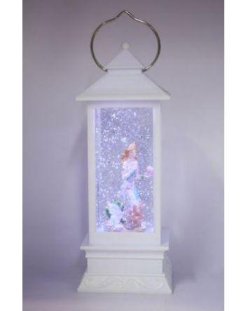 White Mermaid Lantern