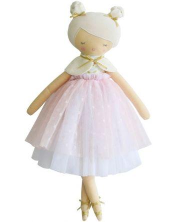 Alimrose Mila Ivory Doll 48cm