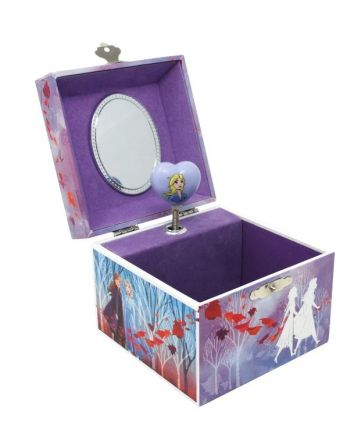 Frozen Music Jewellery Box