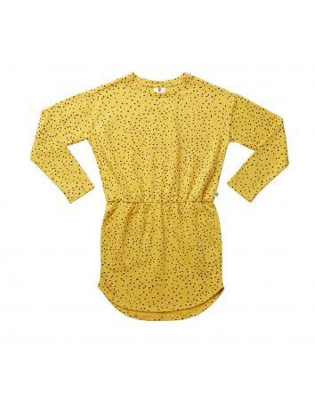 Hoot Kid That's My Dress Mustard