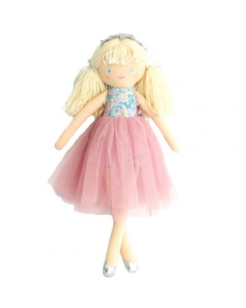 Alimrose Olivia Fairy Doll Liberty Blue