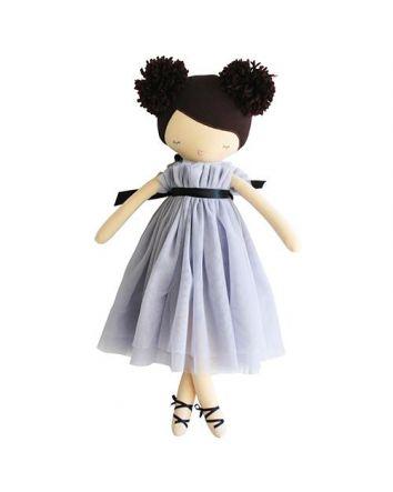 Alimrose Ruby Pom Pom Doll Lavender
