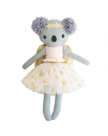 Alimrose Baby Koala Angel Pink/Gold