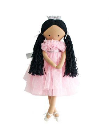 Alimrose Penelope Princess Pink Spot Tulle