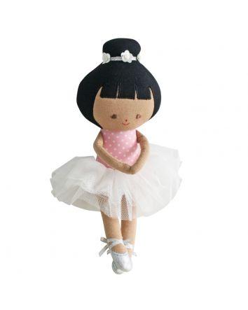 Alimrose Baby Ballerina Pink Spot