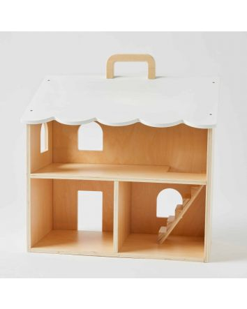 Nordic Kids Wooden Doll House