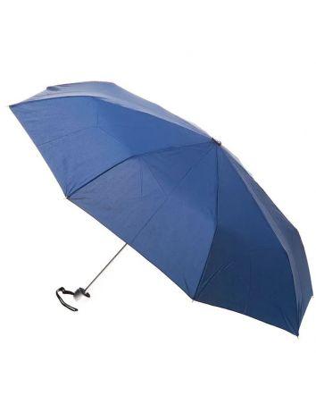 Navy Mini Folding Umbrella