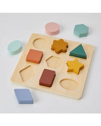 Zookabee Shape Puzzle