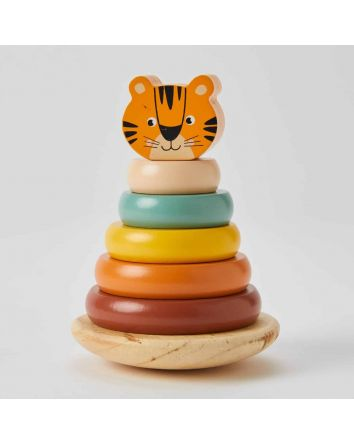 Zookabee Tiger Ring Tower
