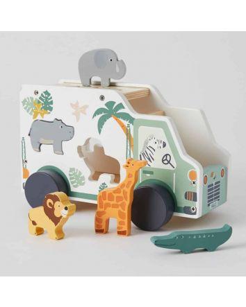 Zookabee Animal Truck
