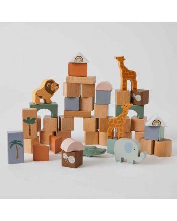 Zookabee Animal Blocks