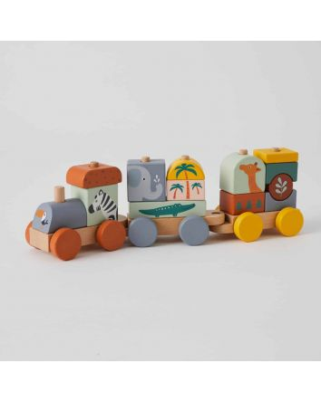 Zookabee Animal Train Set