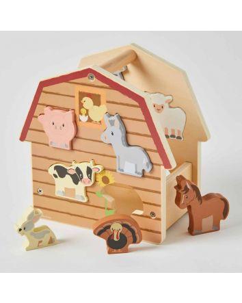 Studio Circus Farm Animal House