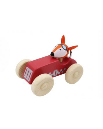 RETRO MD RACING CAR WITH FOX