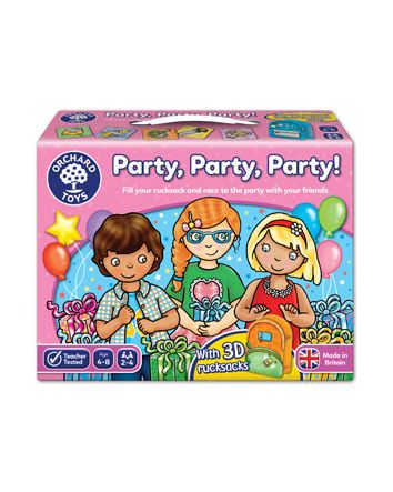 Orchard Game - Party, Party, Party!