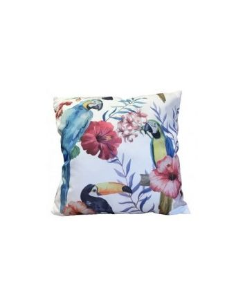 Parrots Outdoor Cushion