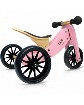 Tiny Tot 2 in 1 Trike - Pink