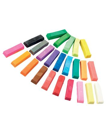 Plasticine - 24 Colour Max