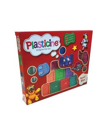 Plasticine - Tower Blox