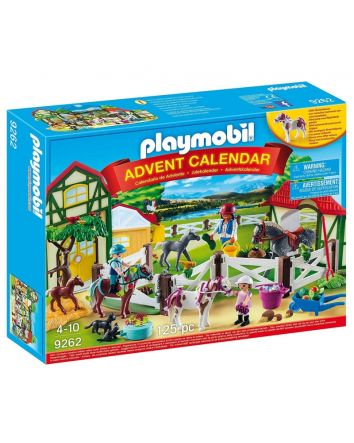 Playmobil Advent Calendar- Horse Farm