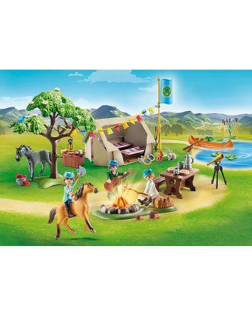 Playmobil Spirit Campground