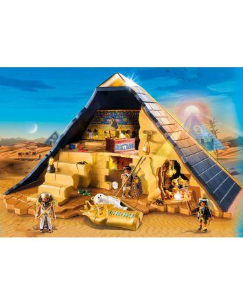 Playmobil History Pharaoh's Pyramid