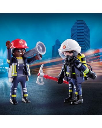 Playmobil Rescue Fire Fighters