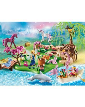 Playmobil Fairy Island