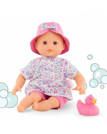 Corolle Bebe Bath Coralie Doll