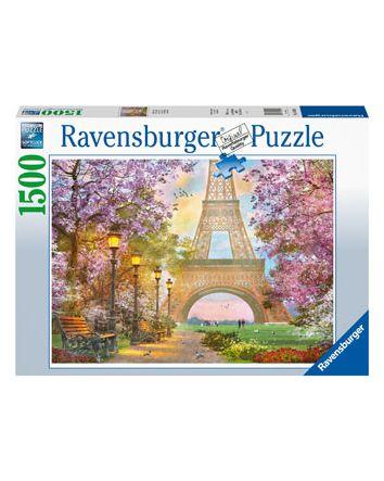 Ravensburger Paris Romance Puzzle 1500 Pc