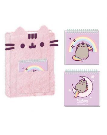 Pusheen Cute and Fierce Journal
