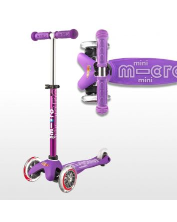Mini Micro Deluxe Scooter -Purple